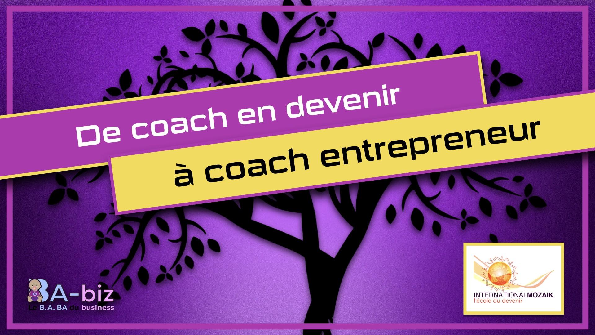 Devenir coach professionnel